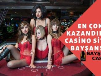 En Çok Kazandıran Casino Sitesi BayŞanslı